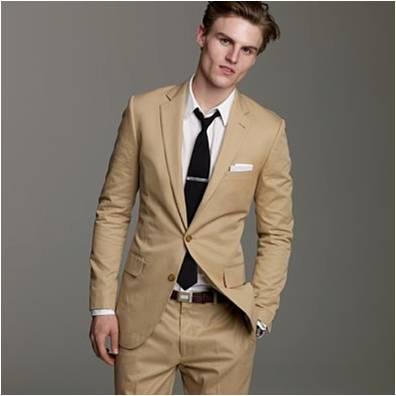 Questions on a Khaki Suit : malefashionadvice